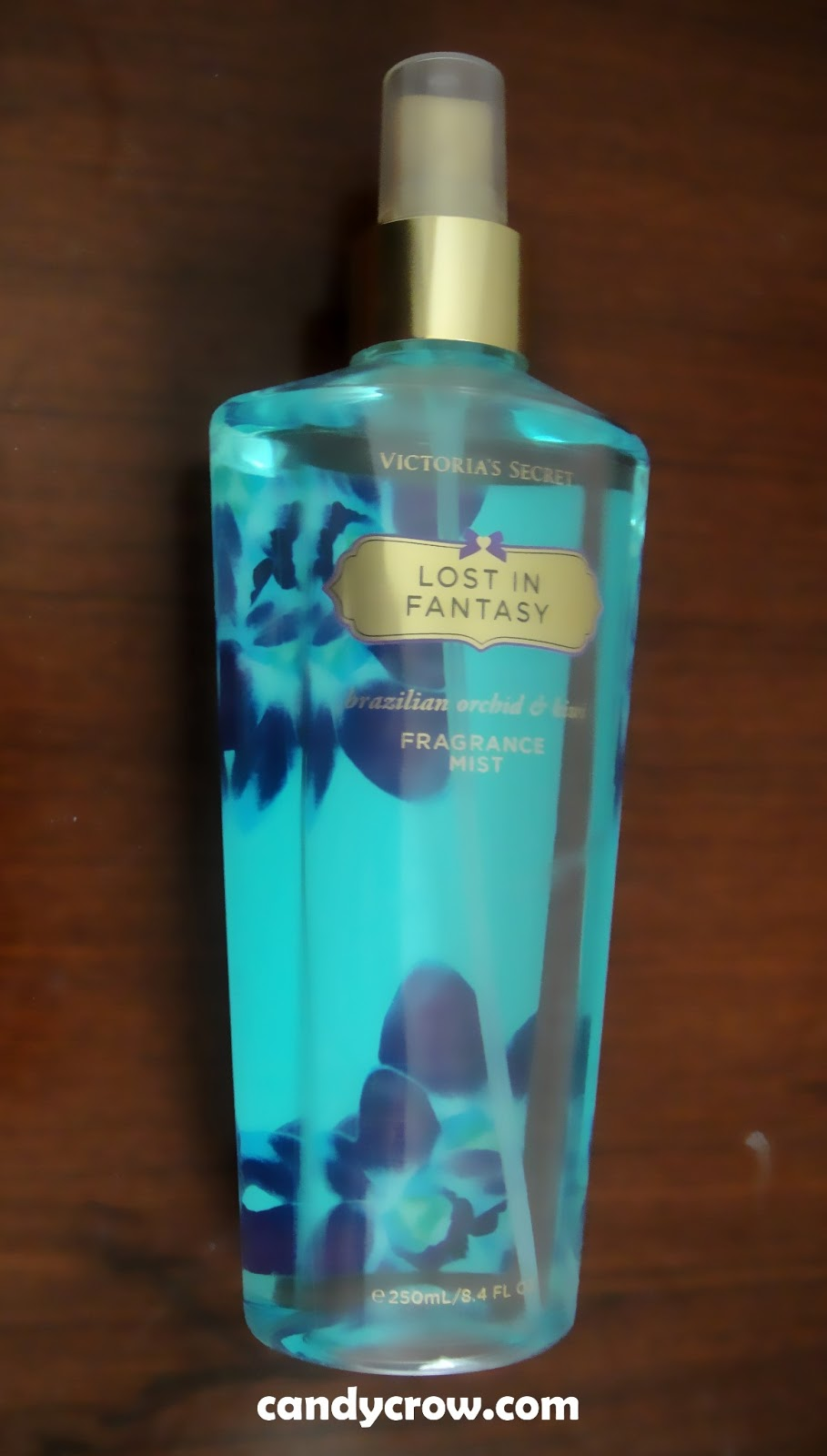 Lost In Fantasy Body Mist Review