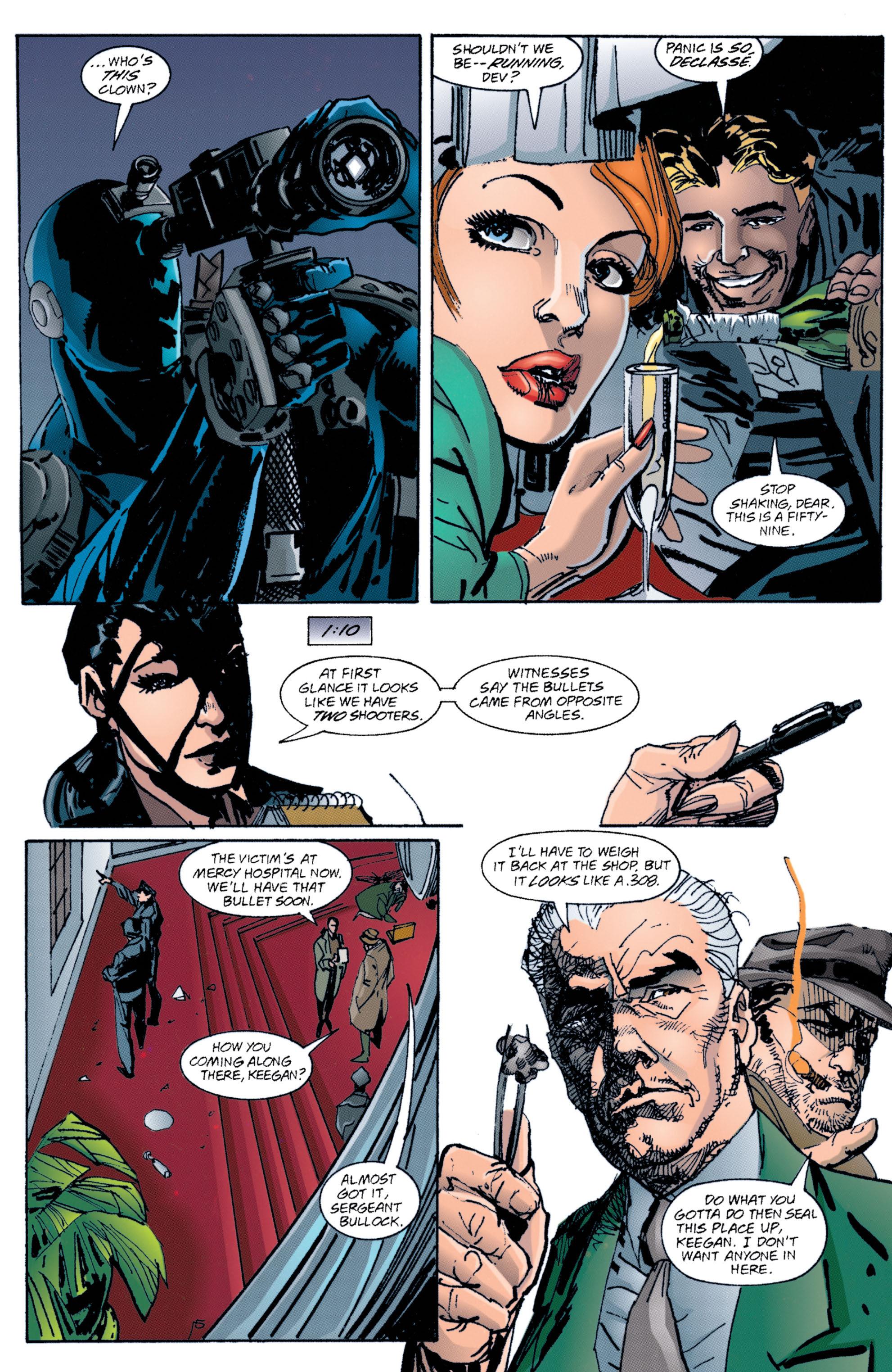 Detective Comics (1937) 709 Page 3