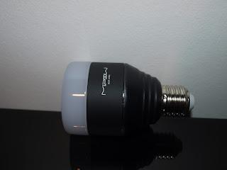 Análise MIPOW a lâmpada inteligente 4