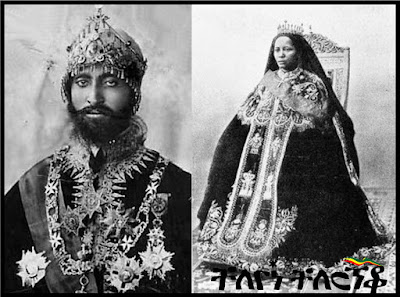 The Triple Crown Part 2 - Negus of Shewa