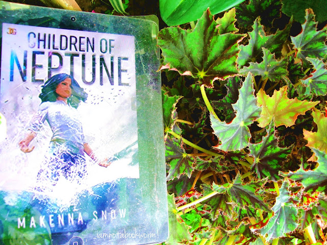 Children of Neptune by Makenna Snow | A Book Review by iamnotabookworm!