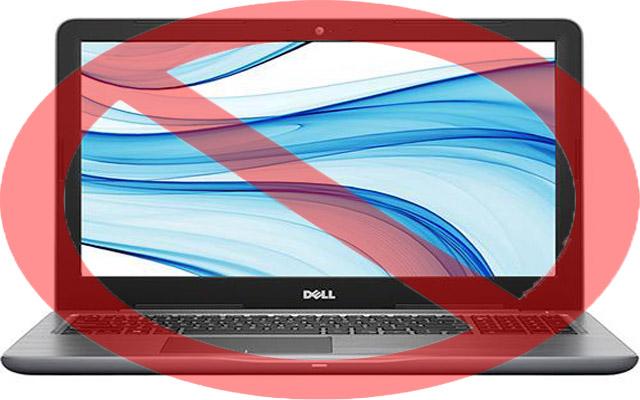 Dell inspiron 15 5567 D30C