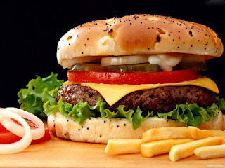 Makanan Khas Jerman - Hamburger