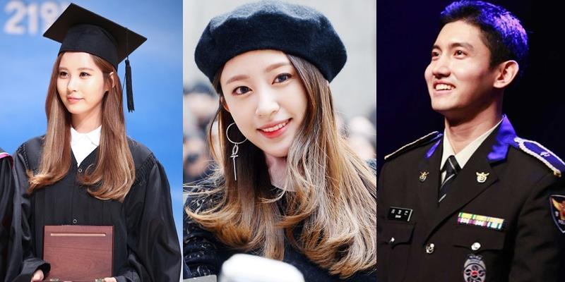 Ngưỡng mộ các ngôi sao Hàn Quốc có chỉ số IQ cao ngất ngưởng