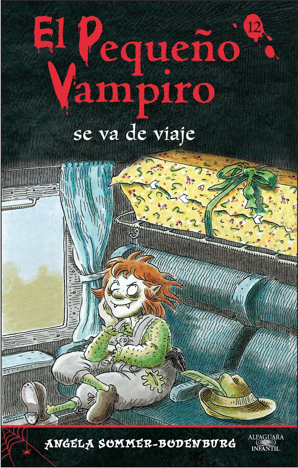 El Pequeño Vampiro se va de Viaje – Angela Sommer-Bodenburg