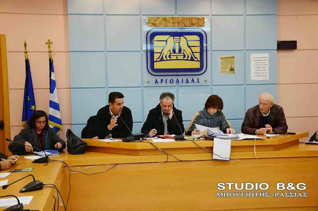 Με 37 θέματα συνεδριάζει την Τρίτη 22 Νοεμβρίου το Δημοτικό Συμβούλιο στο Ναύπλιο
