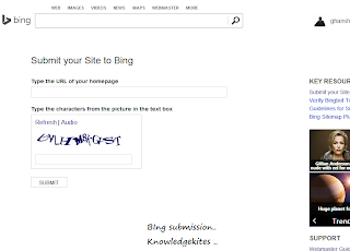 BIng Directory Submission