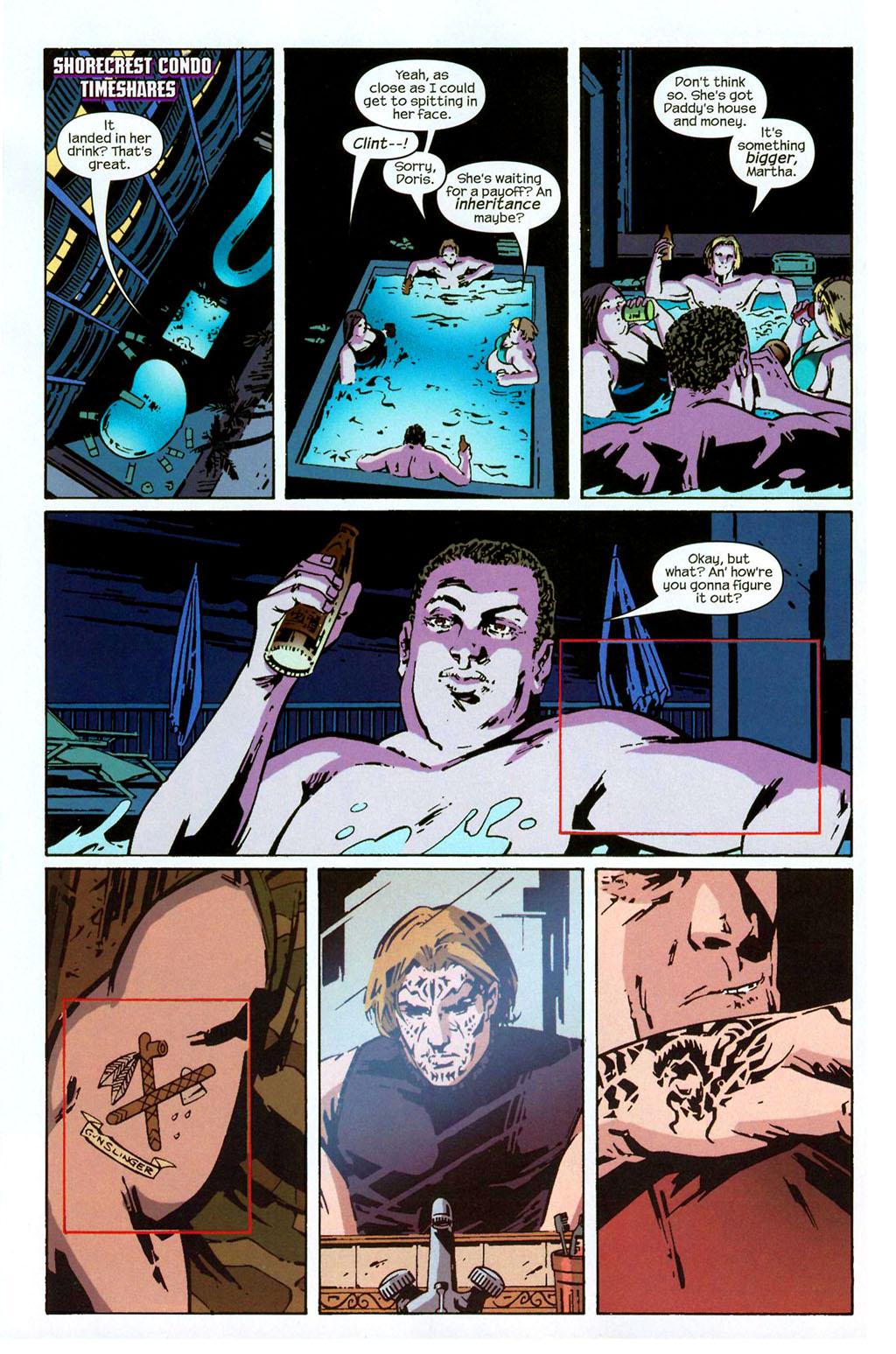 Hawkeye (2003) Issue #2 #2 - English 20