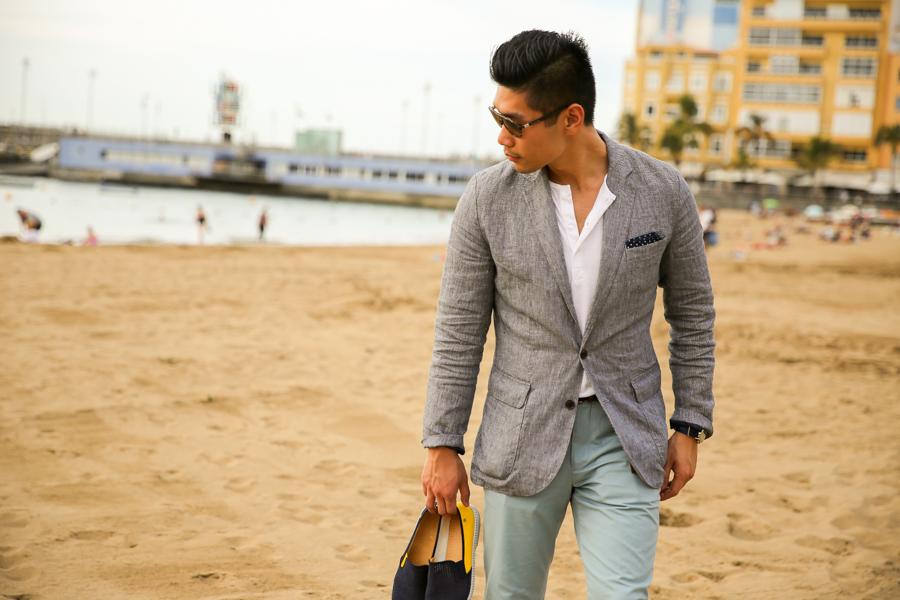Levitate Style, menswear, Leo Chan, Travel, Las Palmas, Gran Canaria