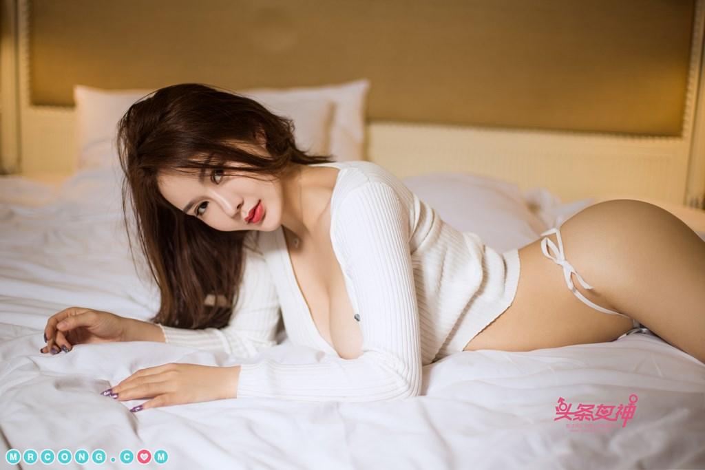 Image TouTiao-2018-06-05-Yi-Yang-MrCong.com-001 in post TouTiao 2018-06-05: Người mẫu Yi Yang (易阳) (21 ảnh)