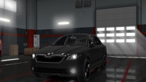 Car Skoda Octavia RS [BETA]