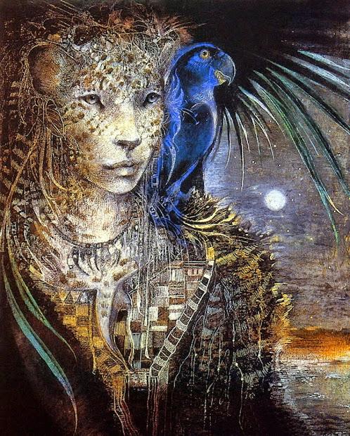 Maher Art Susan Seddon Boulet 1941-1997 Brazilian