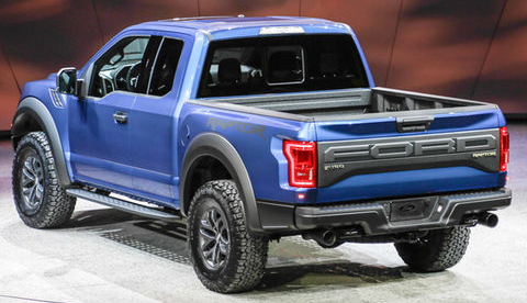 2017 Ford F 150 Raptor First Look Car Specs Release Date