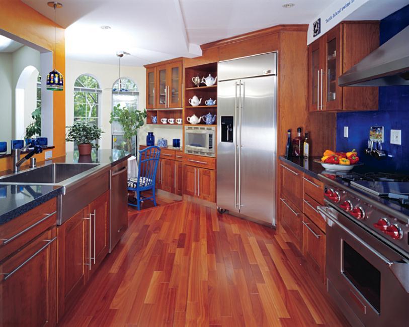 Cores para armários de cozinha