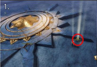 Guild Wars 2, Path of Fire, Perfect Match, First Piece Location, Sunspear Puzzle Piece, Location Map, Guide