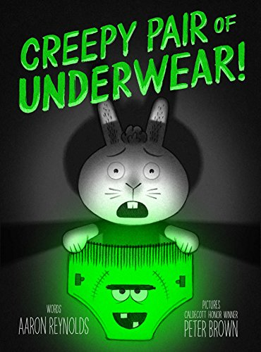 In this new release Jasper convinces his mother to buy him a new pair of  creepy glow-in-the-dark underwear. 8533c8150