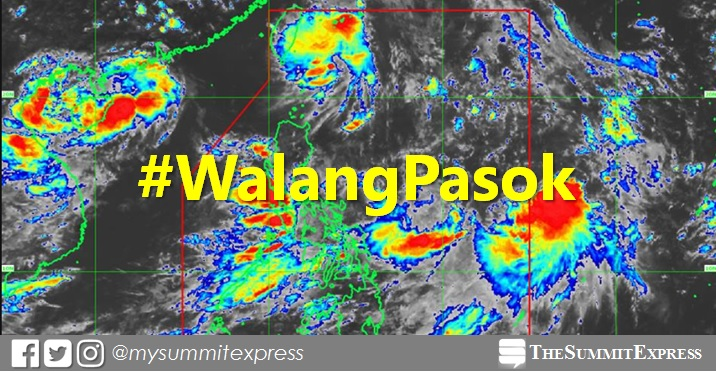 #WalangPasok: Class suspensions on Tuesday, July 24, 2018