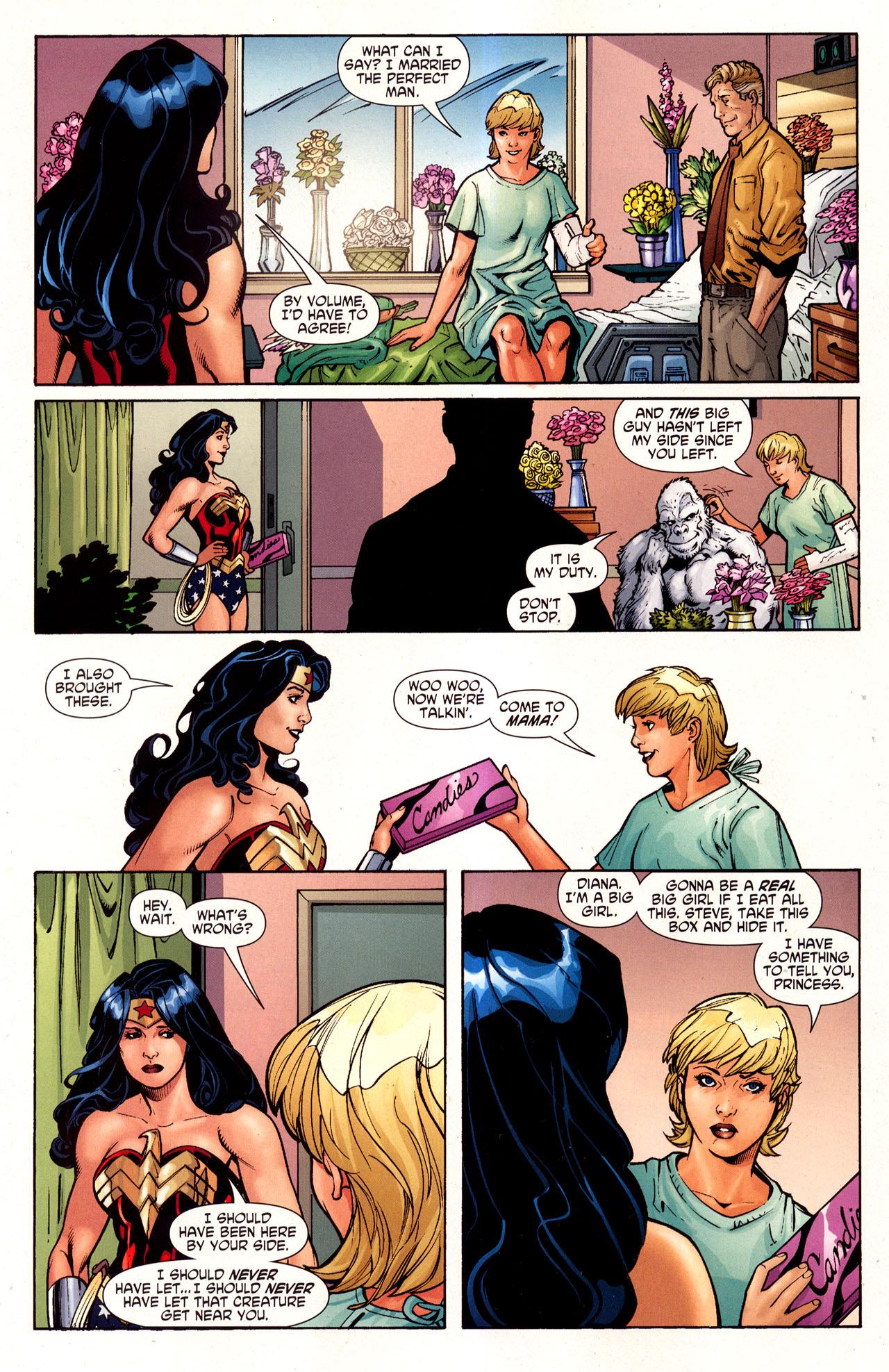 Read online Wonder Woman (2006) comic -  Issue #40 - 11