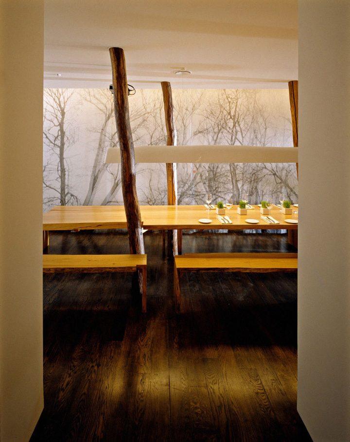 thiết kế nội thất quán cafe độc đáo 7