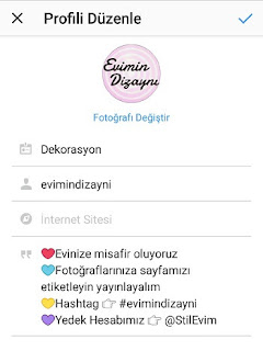 instagram profil ismi