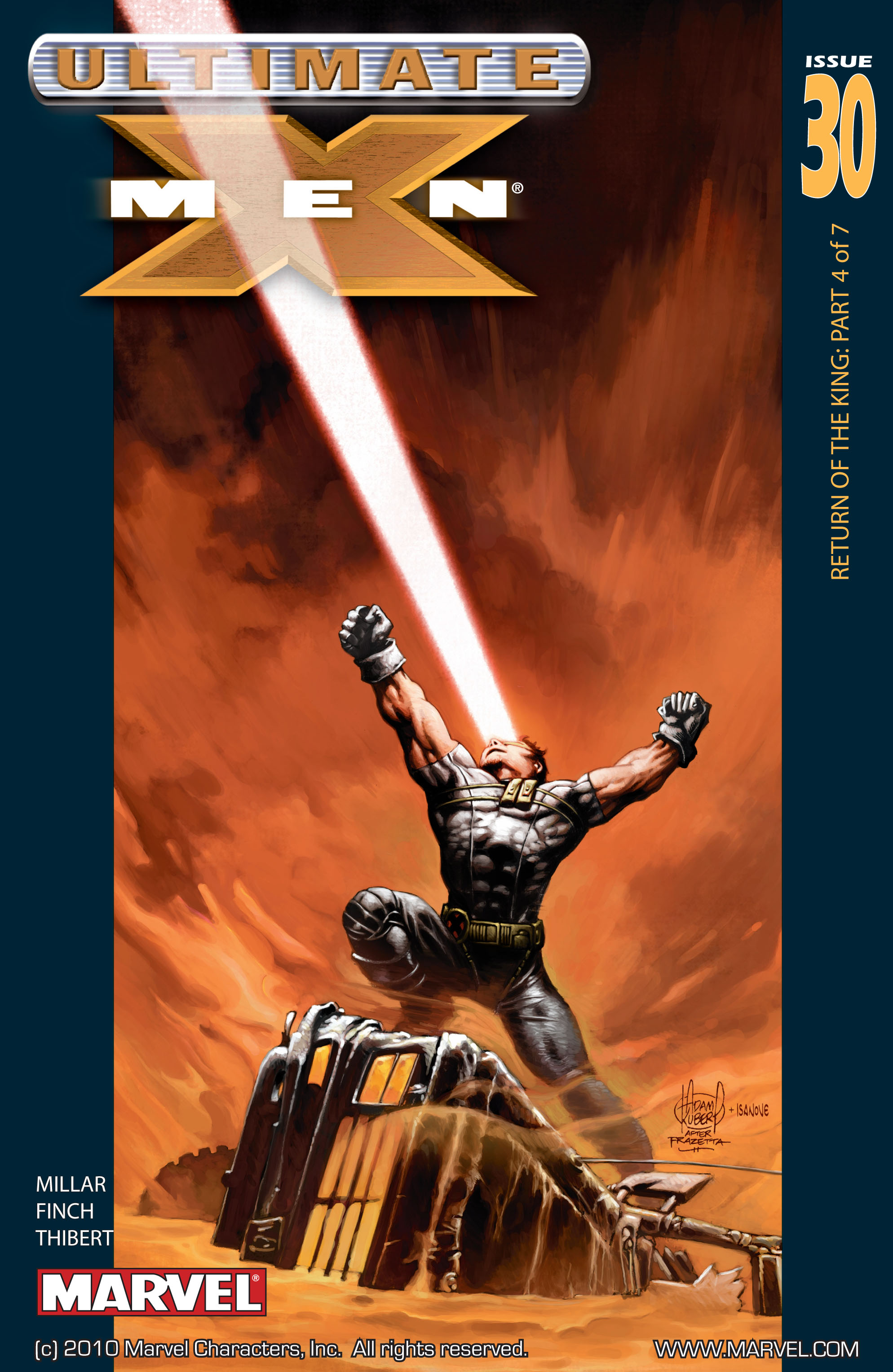 Read online Ultimate X-Men comic -  Issue #30 - 1