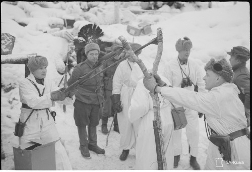 31 January 1940 worldwartwo.filminspector.com Finnish slingshot