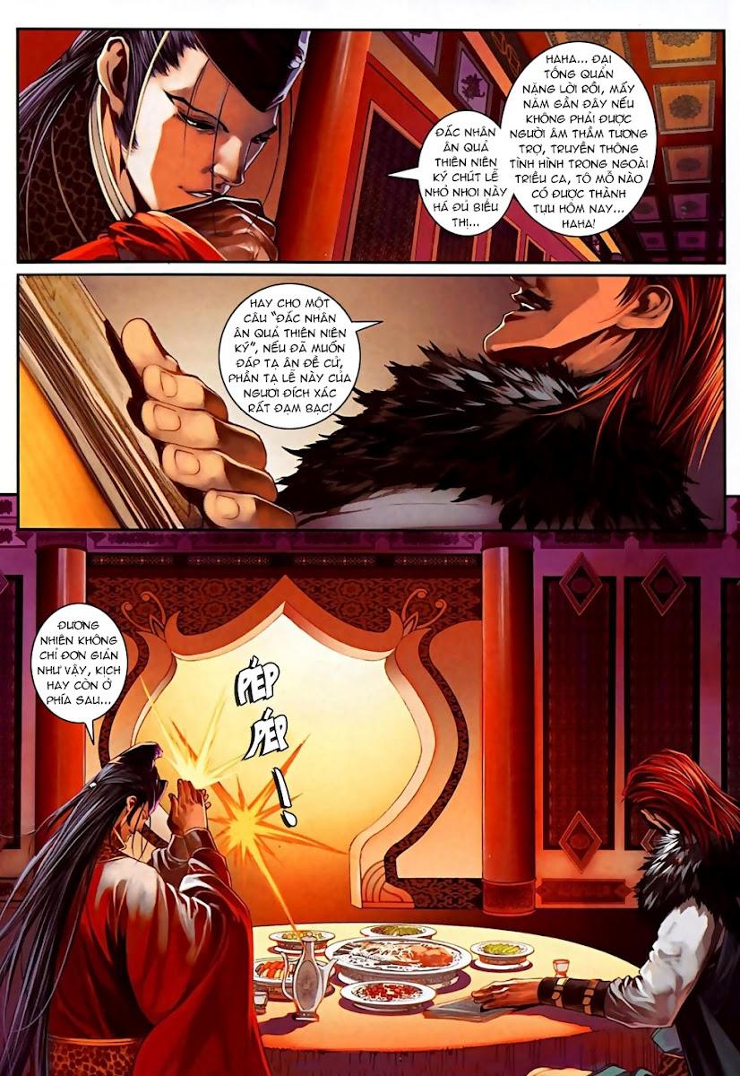 Ôn Thuỵ An Quần Hiệp Truyện Phần 2 chapter 6 trang 24