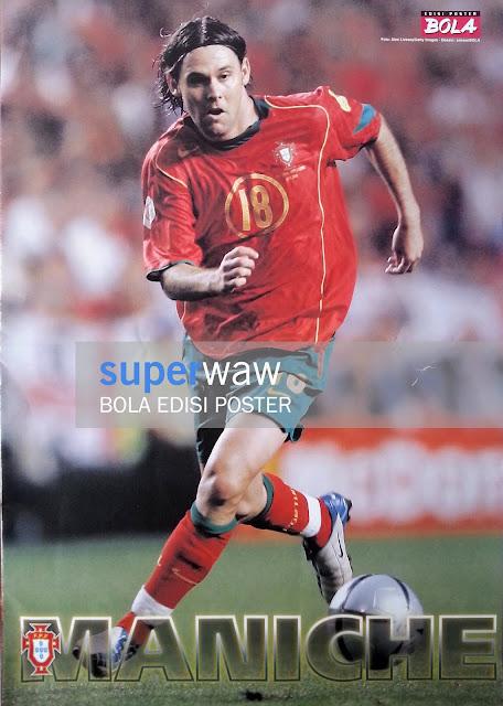 Poster Maniche (Portugal)