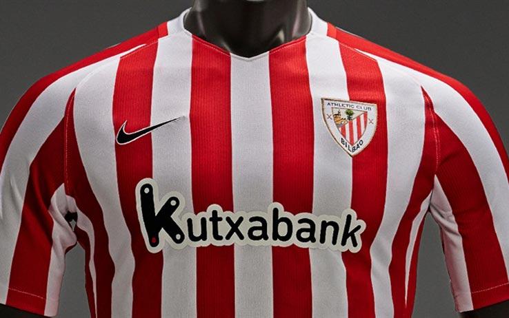 fc34edd518ceb Así es la camiseta titular del Athletic 16 17