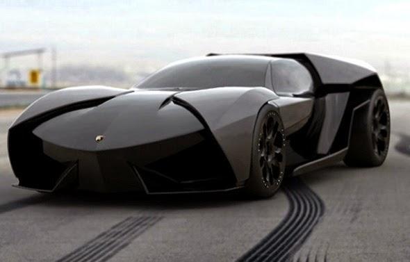 2016 Lamborghini Nomana Bakes