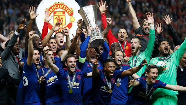 Paul Pogba sends grieving Manchester United to emotional Europa triumph