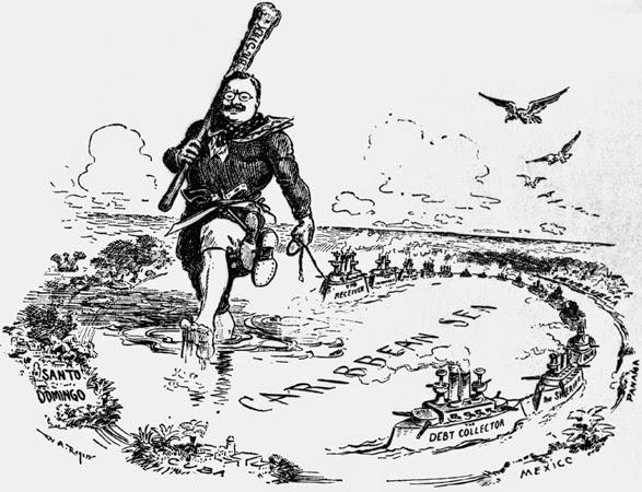 Michaels History Blog: Spanish American War cartoons