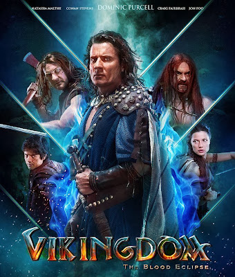 Poster Of Hollywood Film Vikingdom (2013) In 300MB Compressed Size PC Movie Free Download At worldfree4u.com