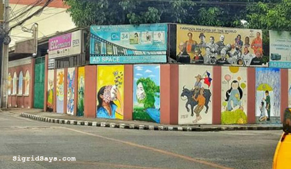 Association of Negros Artists - Bacolod artists - Bacolod blogger - Bacolod murals - Instagrammable Bacolod - Bacolod City - Negros Occidental- Philippines - Bacolod mural artists