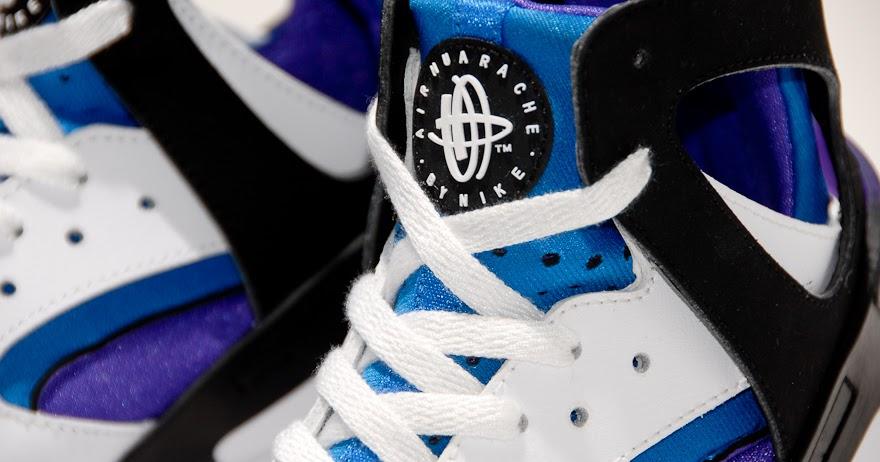 4310b5c02d08 SNKROLOGY  A SOFT SPOT  Nike Air Huarache Bball 2012 Release Date