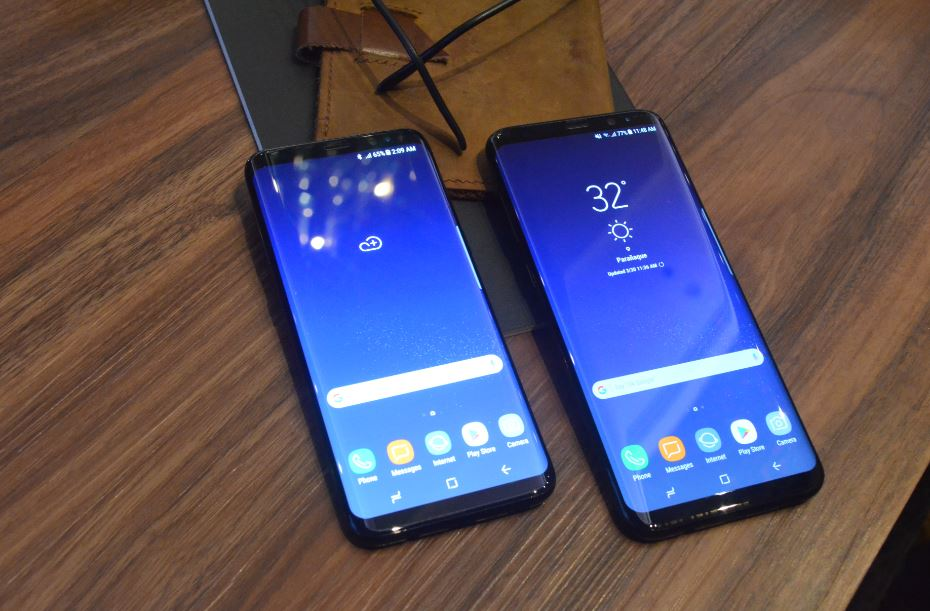 Samsung Galaxy S8 and Galaxy S8+ now official