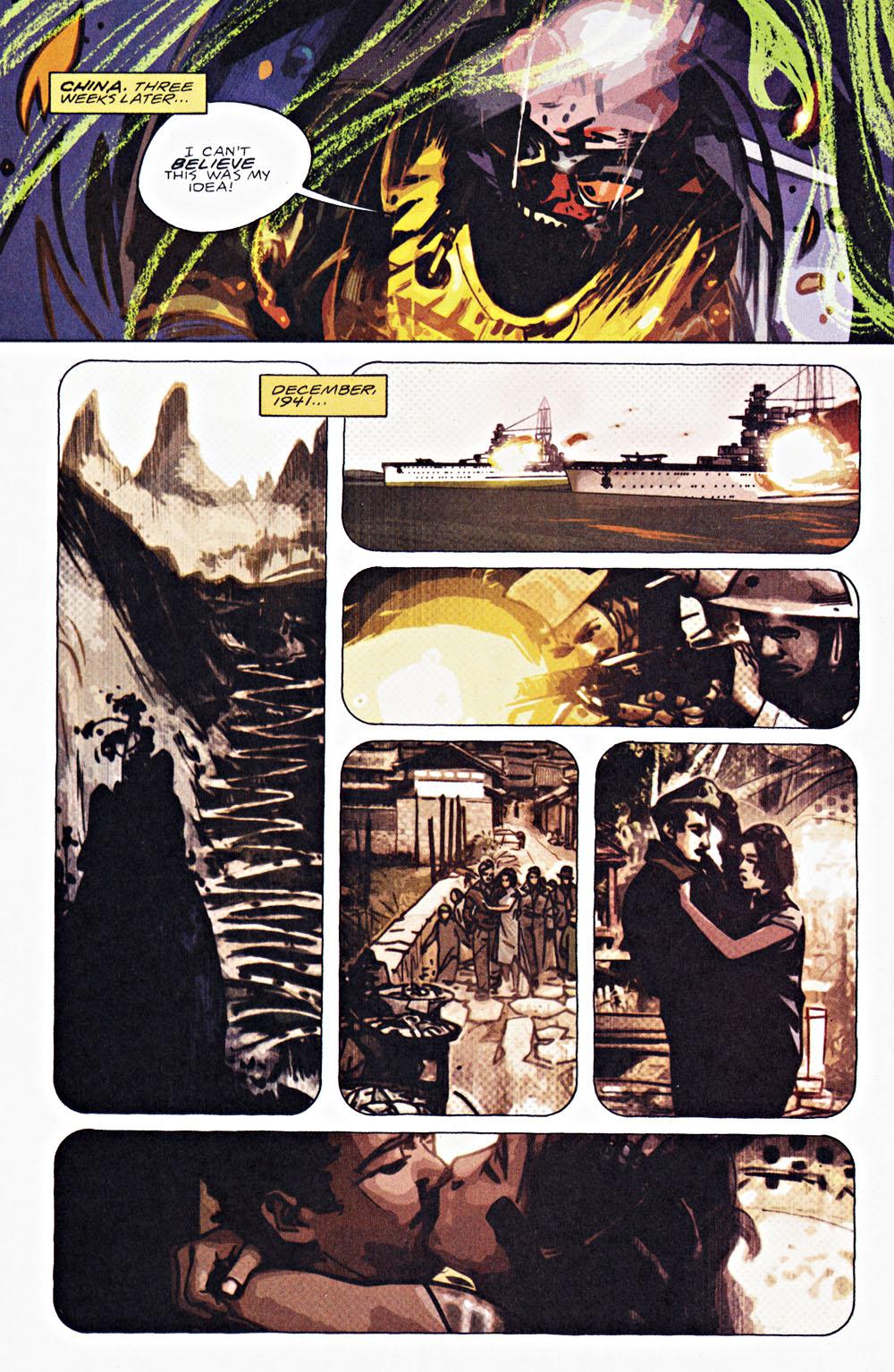 Read online Hellboy: Weird Tales comic -  Issue #7 - 4