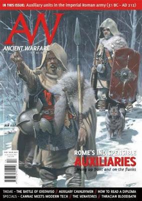 Ancient Warfare XII. 5, Feb-Mar 2019
