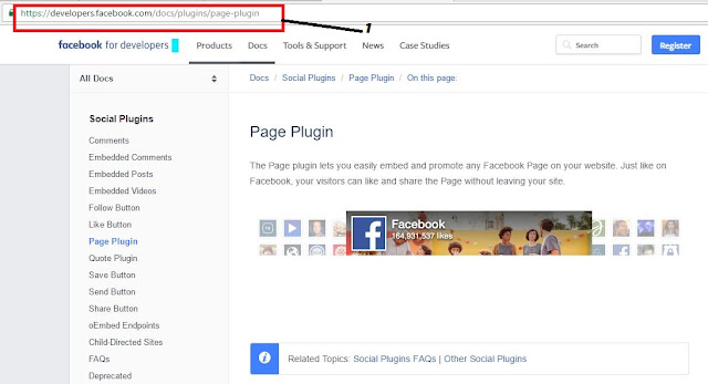 facebook page plug in kaise banaye apni website ke liye shoutingindians 2