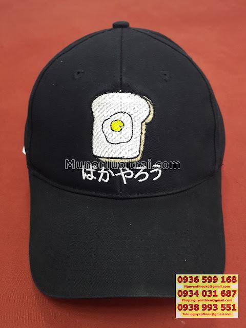 Quà tặng nón kết chất lượng giá rẻ hcm, xưởng nhận may nón kết giá rẻ quà tặng uy tín chất lượng hcm