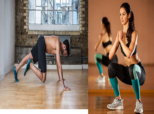 A Full Body Workout You Can Do At Home