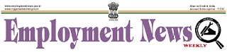 Employment News pdf 13 to 19 April 2019 - Download Now
