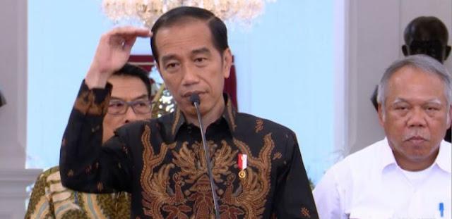 Gerindra Bilang Jokowi Sontoloyo, Beli Saham Freeport Padahal Milik Sendiri