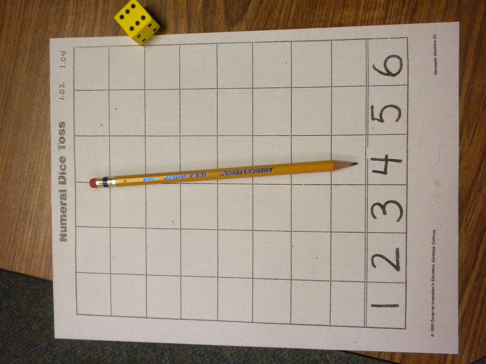 Math Tubs In Kindergarten Week 7