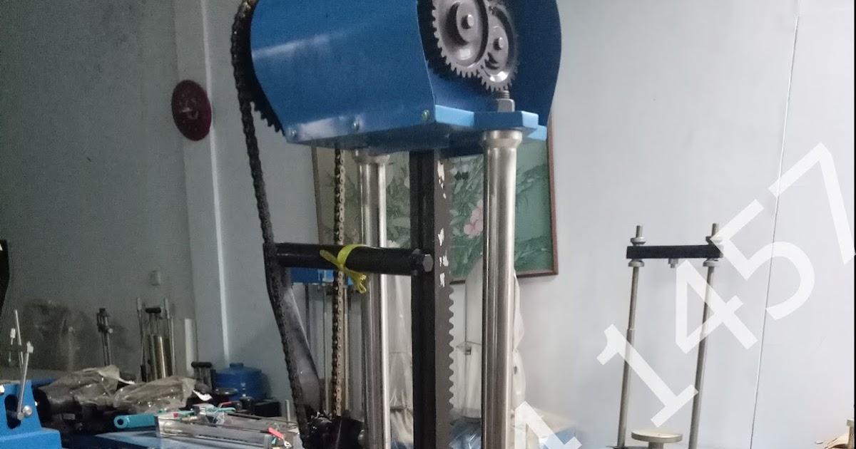 Jual Alat Sondir 2 5 Ton Mesin Sondir Alat Pengujian Tanah Per Titik Cv Rundawa Teknik