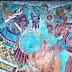 Los secretos del azul maya