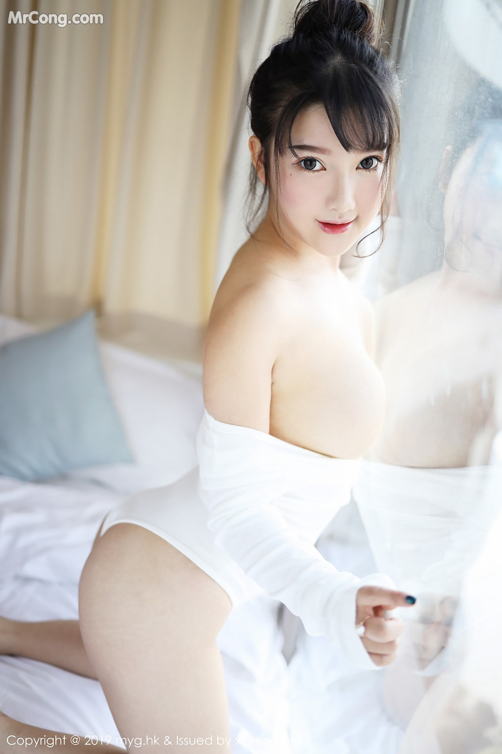 Image MyGirl-Vol.342-Xiao-You-Nai-MrCong.com-018 in post MyGirl Vol.342: Người mẫu Xiao You Nai (小尤奈) (41 ảnh)