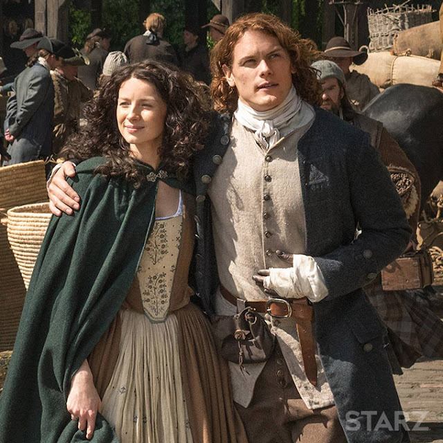 'Outlander Season 2' Starz Upcoming Tv Series Wiki Plot,Cast,Promo,Schedule
