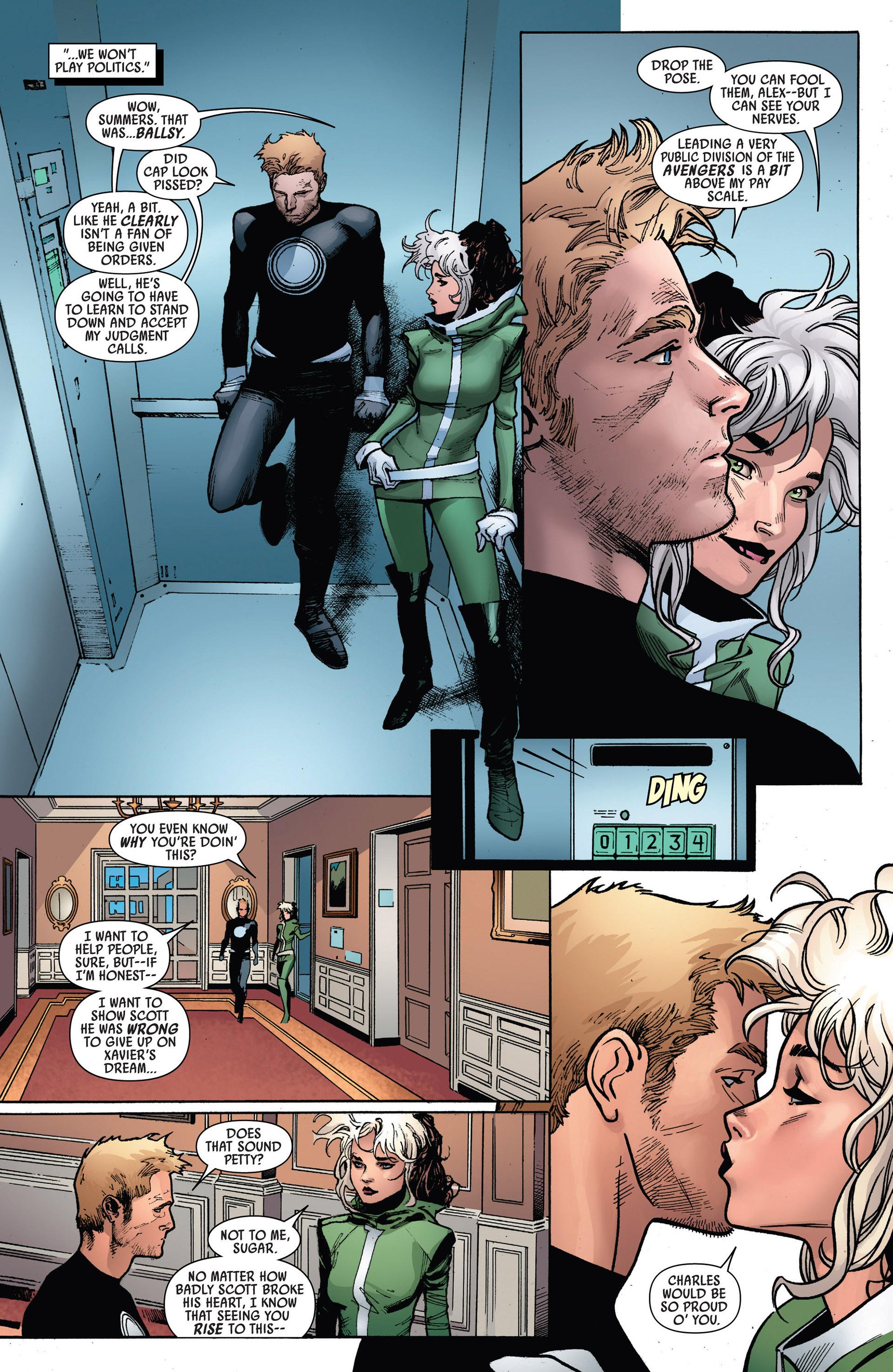Read online Uncanny Avengers (2012) comic -  Issue #5 - 14