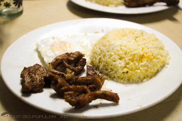The salty version of Tapa by Joie-Ana & Jay's Eatery